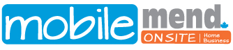 mobilemend on-site logo