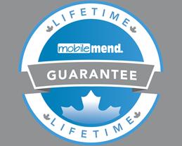 Lifetime Guarantee mobilemend cell phone repairs