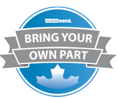 Bring Your Own Part logo - mobilemend