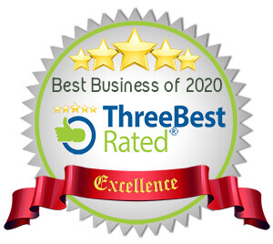 Three Best Rated Badge - Best Business of 2020 - mobilemend