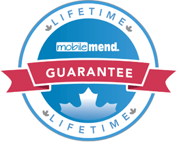 Lifetime Warranty on Products mobilemend