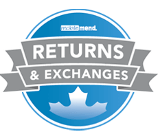 Returns & Exchanges Policy mobilemend
