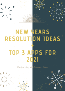 Top 3 Apps For 2021
