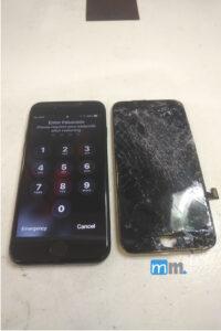 Cracked Screen repair - iphone repair Brantford